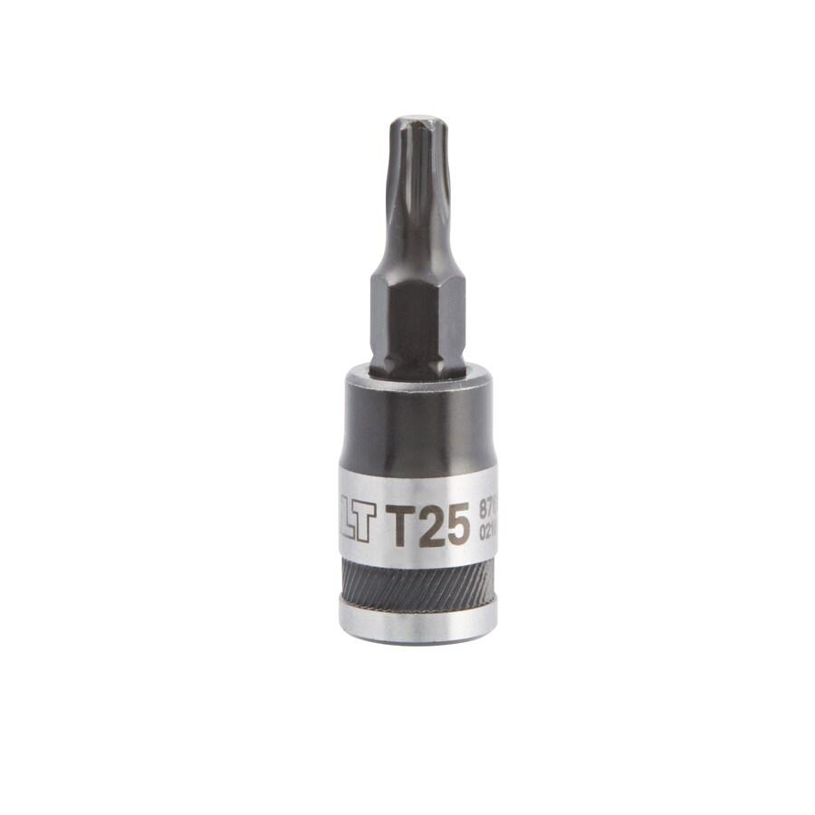 Kobalt 1/4-in Drive Torx 0.7-in Driver Socket
