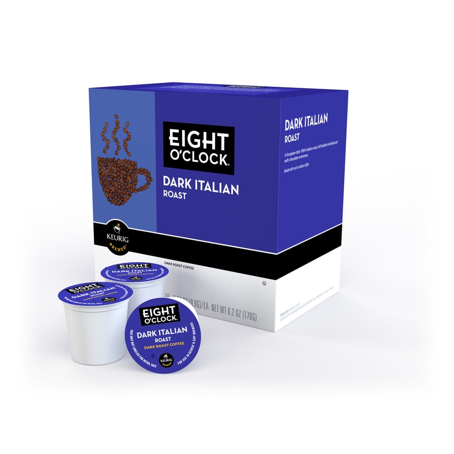 Keurig 18-Pack Dark Italian Single-Serve Coffee K-Cups