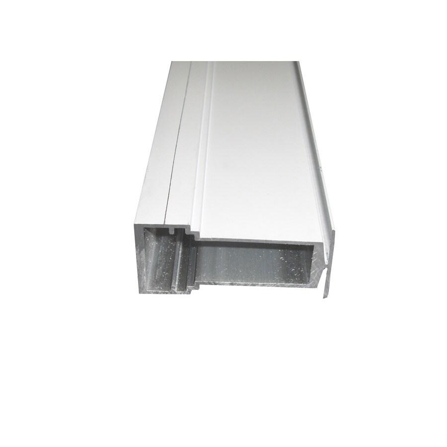 Ply Gem 37-3/8-in White Aluminum Complete Mull Kit