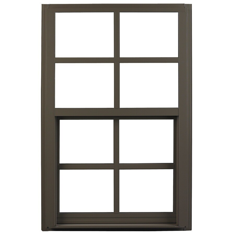 Shop Ply Gem 1600 Series Aluminum Double Pane Single