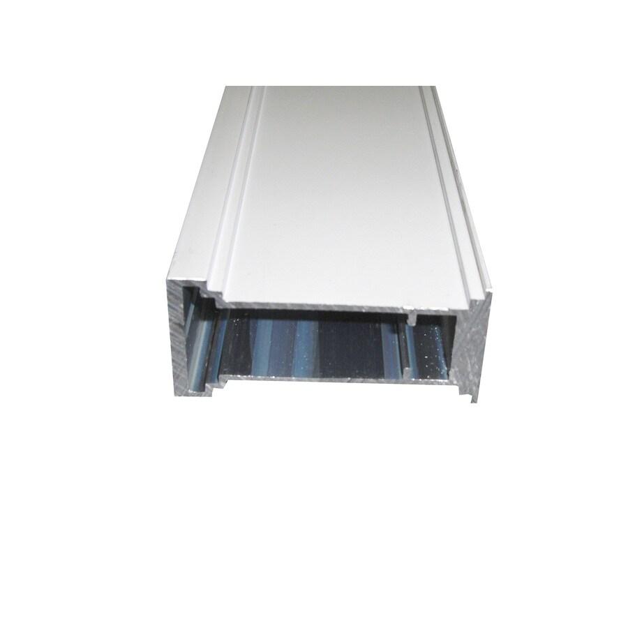 Ply Gem 51-1/4-in White Aluminum Complete Mull Kit