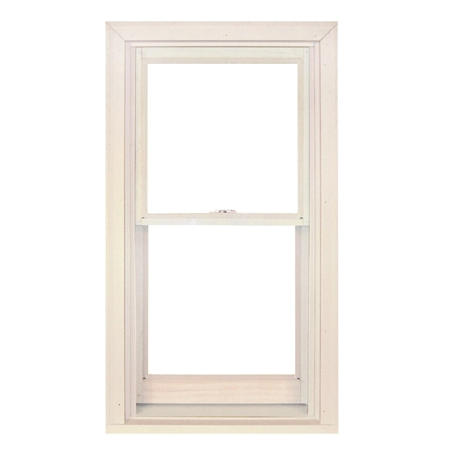 Shop Ply Gem 4100 Dh Wood Double Pane Single Strength New