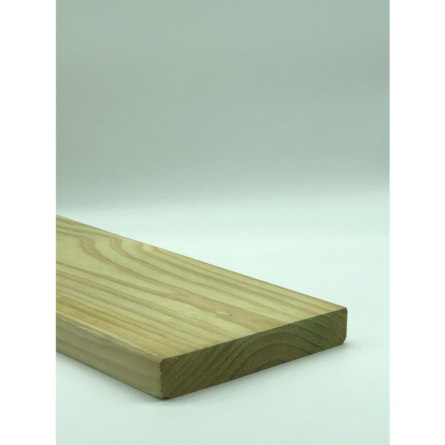 Top Choice Pressure Treated (Common: 2-in x 10-in x 16-ft; Actual: 1.5-in x 9.25-in x 16-ft) Lumber