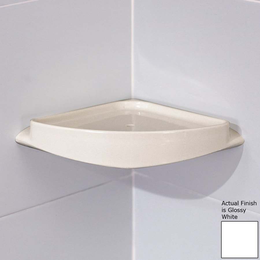 Ponte Giulio USA 1.5-in H Plastic Hanging Shower Caddy