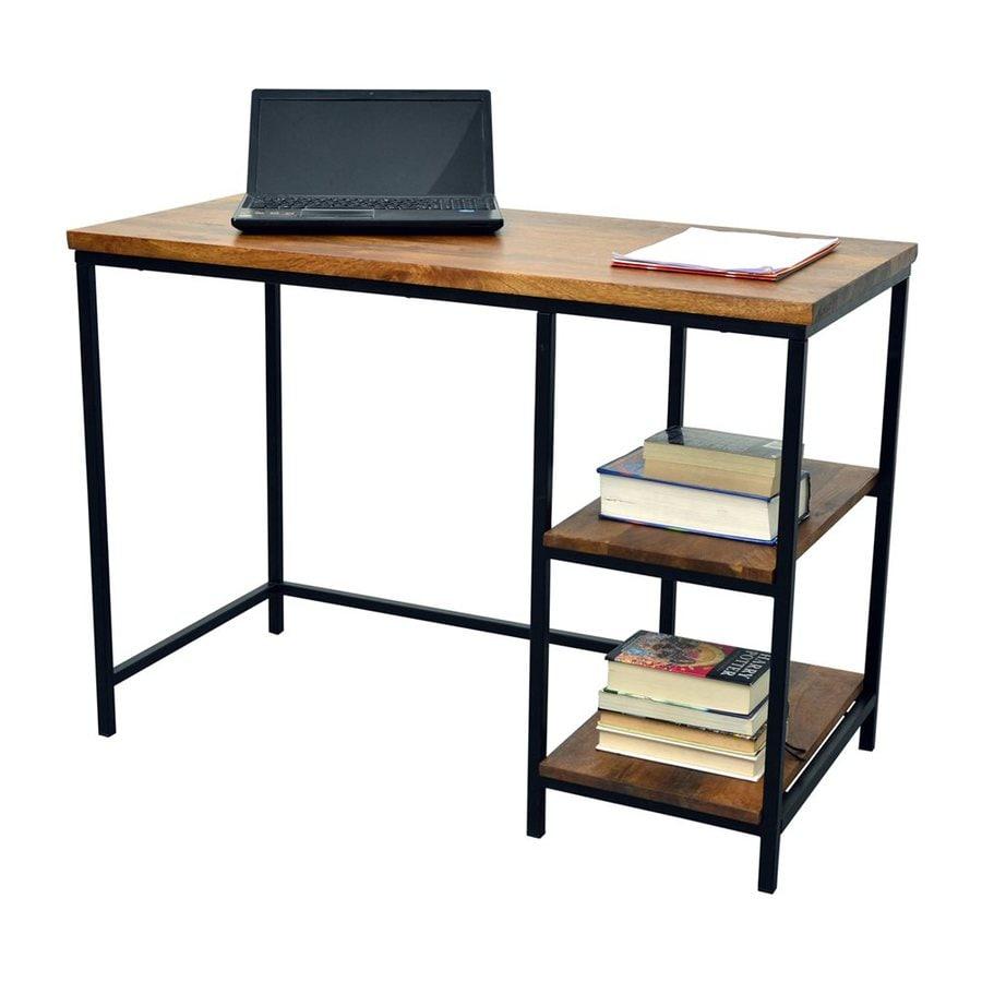 CAROLINA COTTAGE Brayden Chestnut Computer Desk