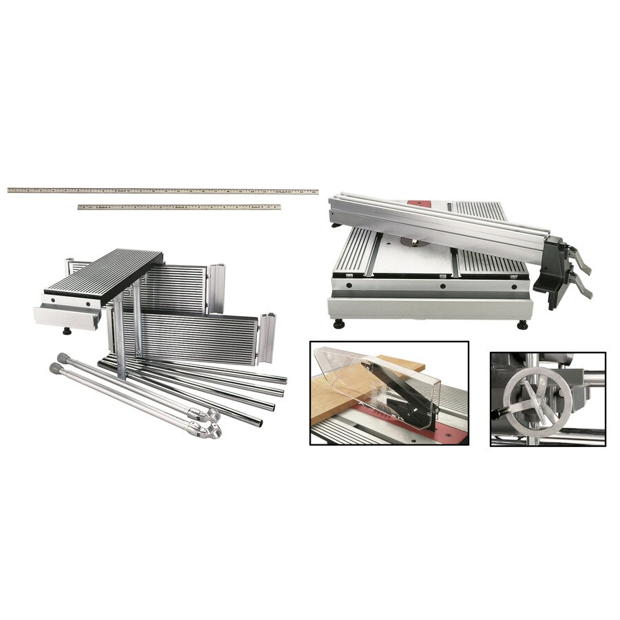 Shopsmith 500-520 Table System Upgrade