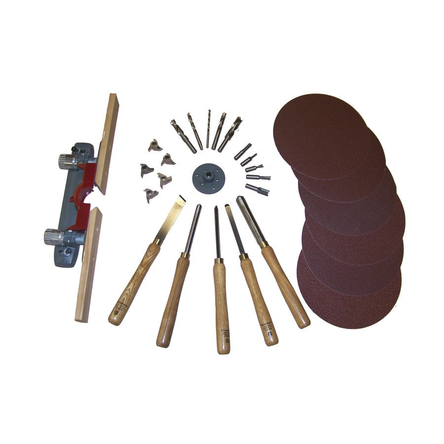 Shopsmith 28-Piece Woodworking Starter Package