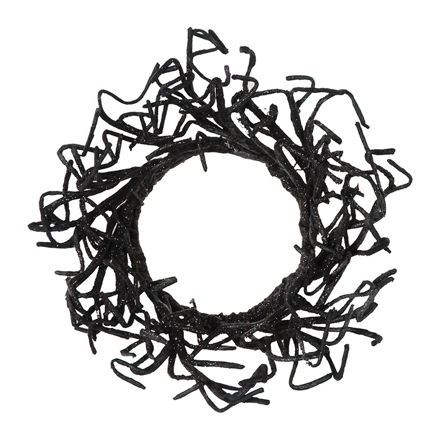Fantastic Craft 4.5-in Indoor Twig Artificial Halloween Wreath