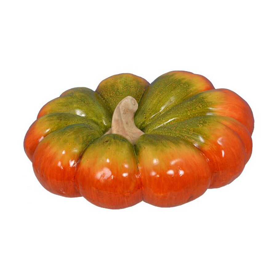 Fantastic Craft Pumpkin Figurine Indoor Thanksgiving Decoration