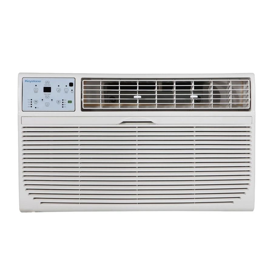 Keystone 8,000-BTU 350-sq ft 115-Volt Wall Air Conditioner ENERGY STAR