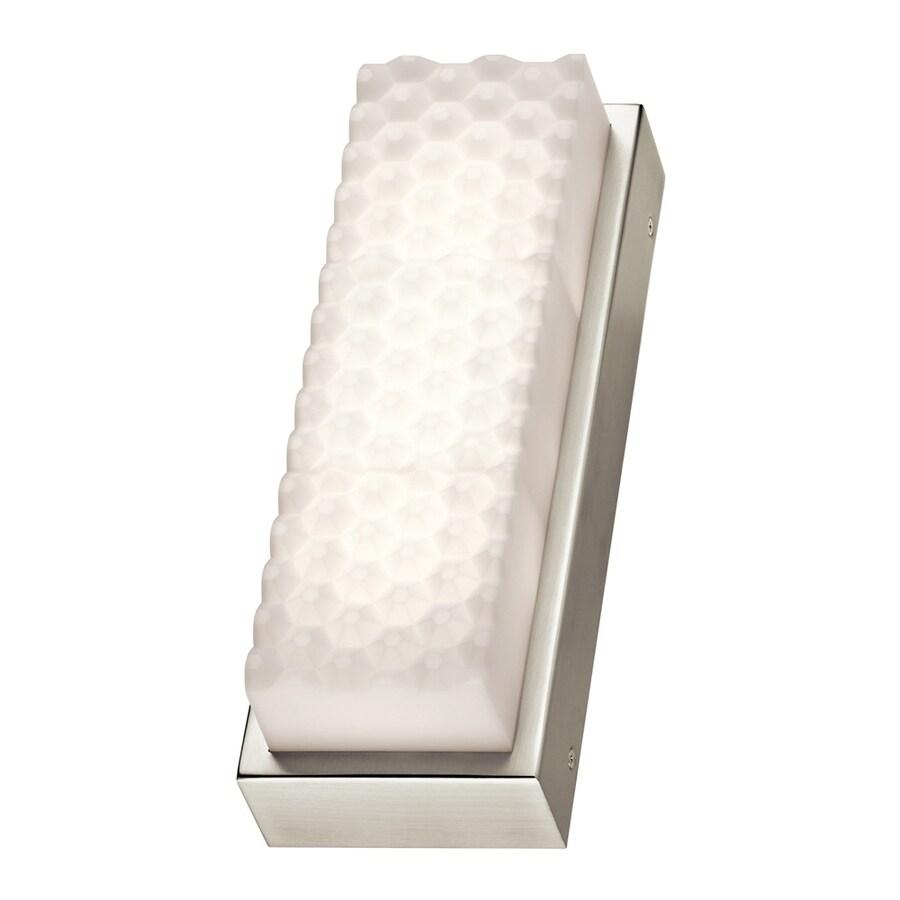 Elan Merco Brushed Nickel LED Bathroom Vanity Light