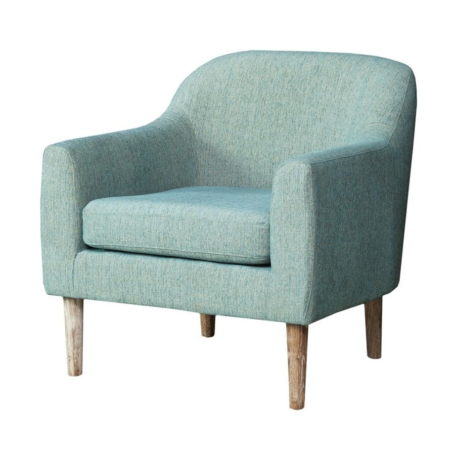 Best Selling Home Decor Winston Blue/Green Accent Chair