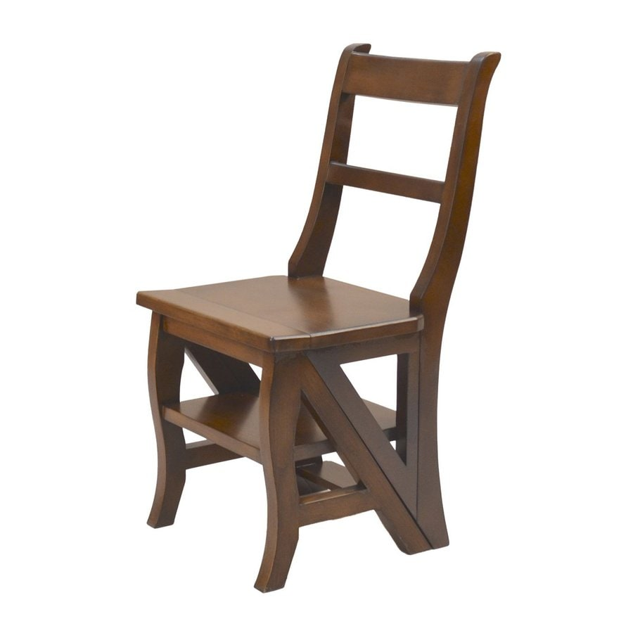 CAROLINA COTTAGE Chestnut Accent Chair