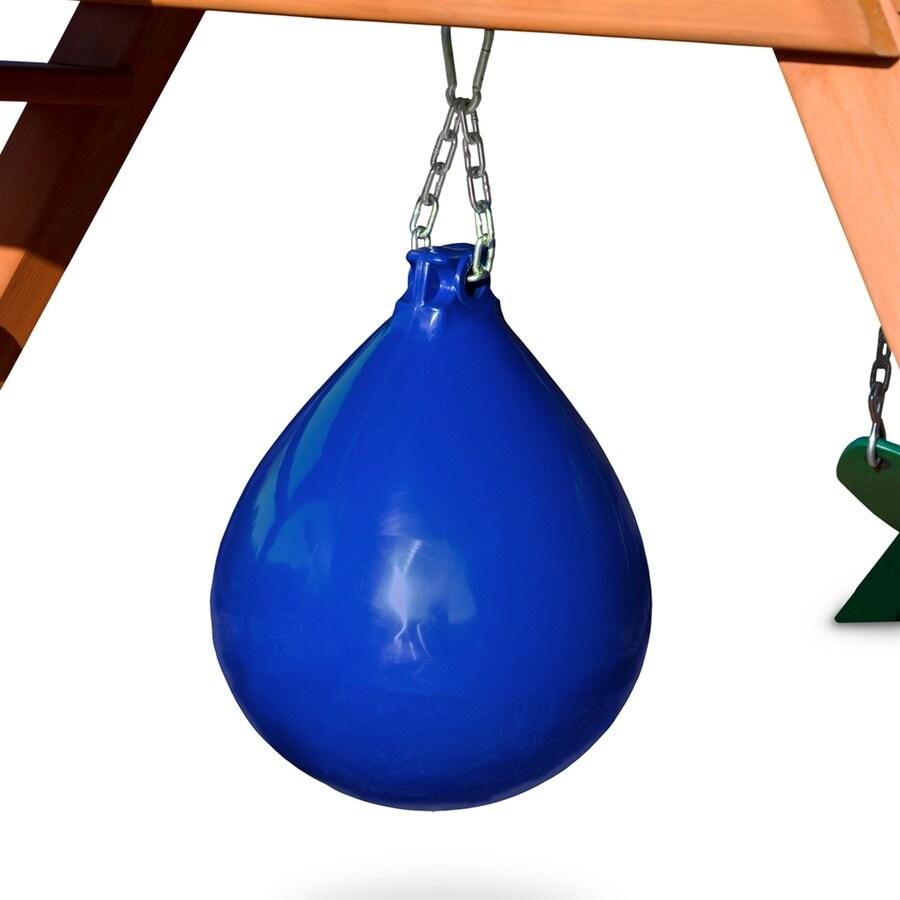 Gorilla Playsets Blue Punching Bag