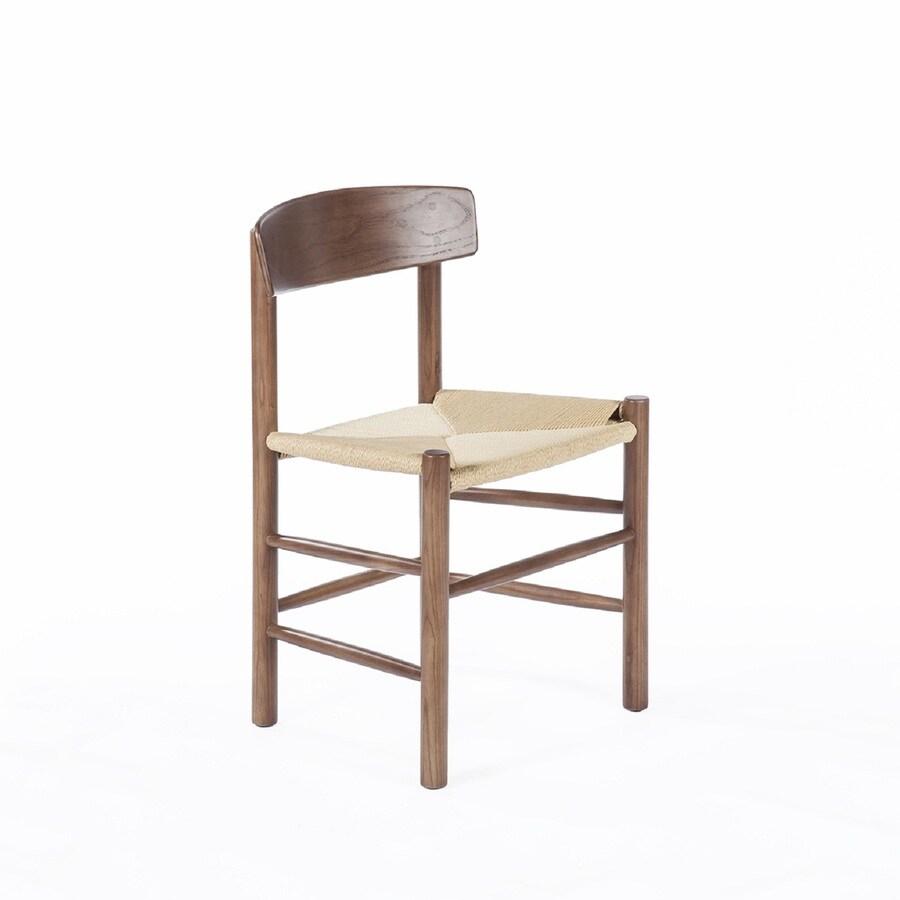 Stilnovo USA Skein Walnut Side Chair