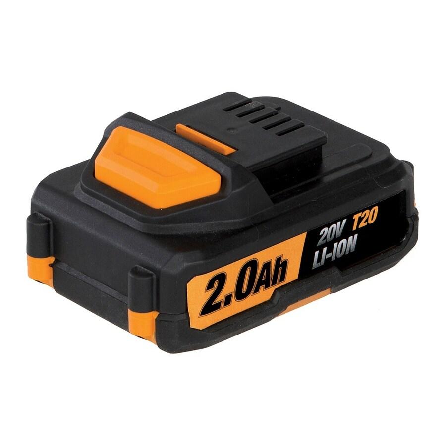 Triton Tools Triton Tools 784158 T20B Replacement 20Ah 20V Li-ion Battery