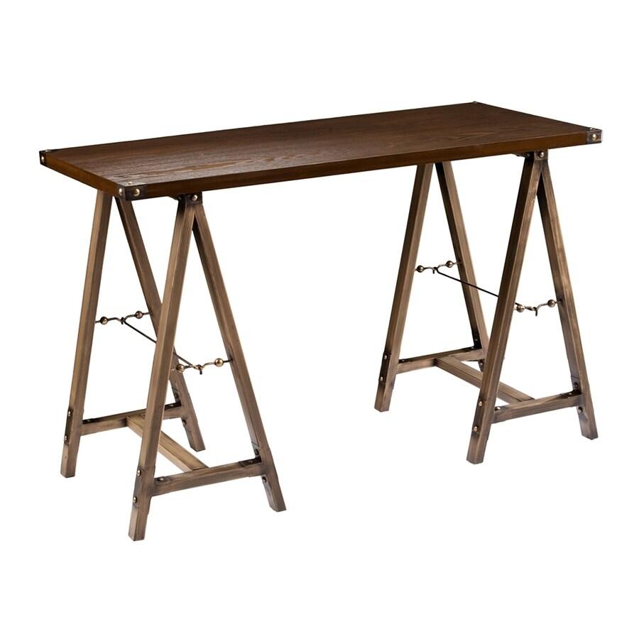 Boston Loft Furnishings Dauntry Weathered Oak Writing Desk
