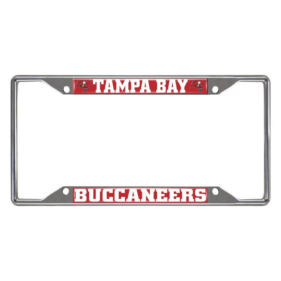 FANMATS NFL Tampa Bay Buccaneers 3D Team Logo Decal