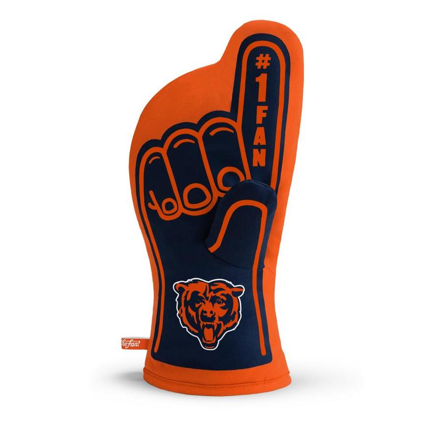 Handmade to Order Unisex Chicago Bears  Towel /& Matching BBQ Oven Mitt Set