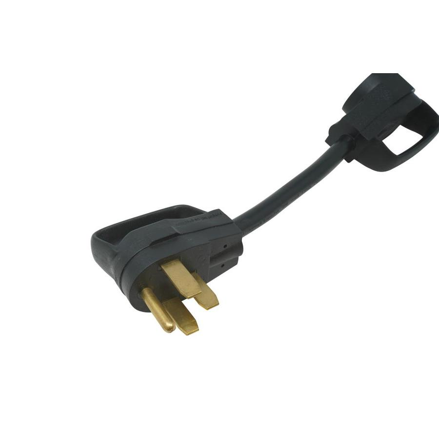 RV Power cord 30A 1 to 2 Y adapter cord TT-30P male to *2 TT-30R female