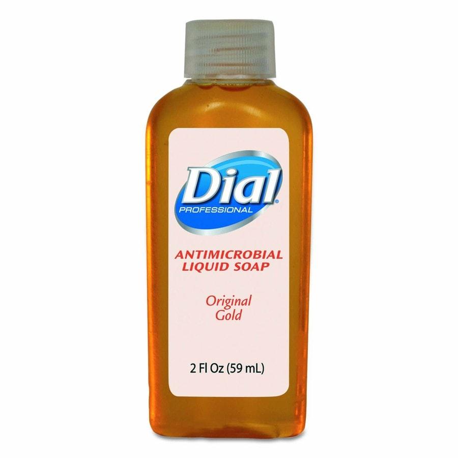 Dial 48-Pack 2-oz Antibacterial Floral Hand Soap