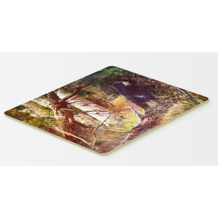 24 H x 36 W Carolines Treasures VHA3005JCMTAs For Me And My House Kitchen or Bath Mat Multicolor