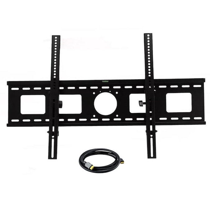 MegaMounts TV Mount Fixed Wall TV Mount Fits TVs up to 65