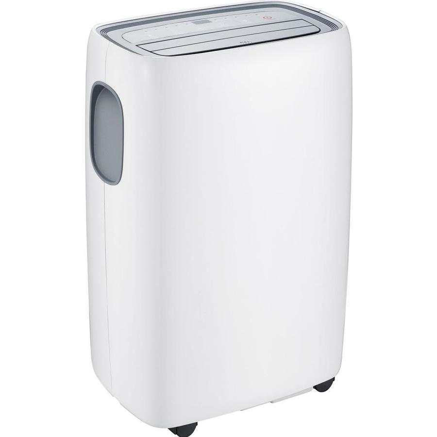 North Storm 5000 Btu 5000 Btu Ashrae 120 Volt White Portable Air Conditioner In The Portable Air Conditioners Department At Lowes Com