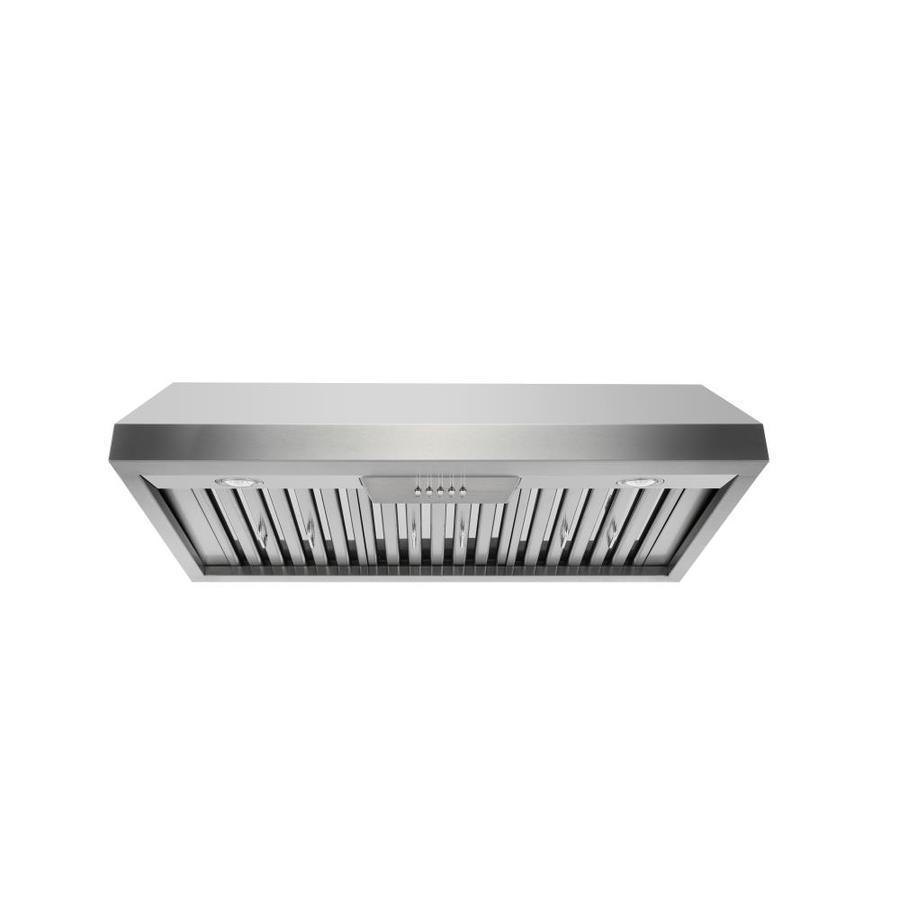 Stainless Steel NXR SC3055 30 Natural Gas Range /& EH3019 Under Cabinet Hood Bundle
