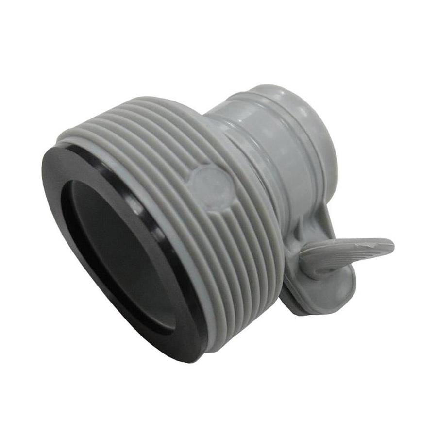 """INTEX 1.25/"""" to 1.5/"""" Type B Hose Adapters for Pumps /& Saltwater SystemSet of 2"""
