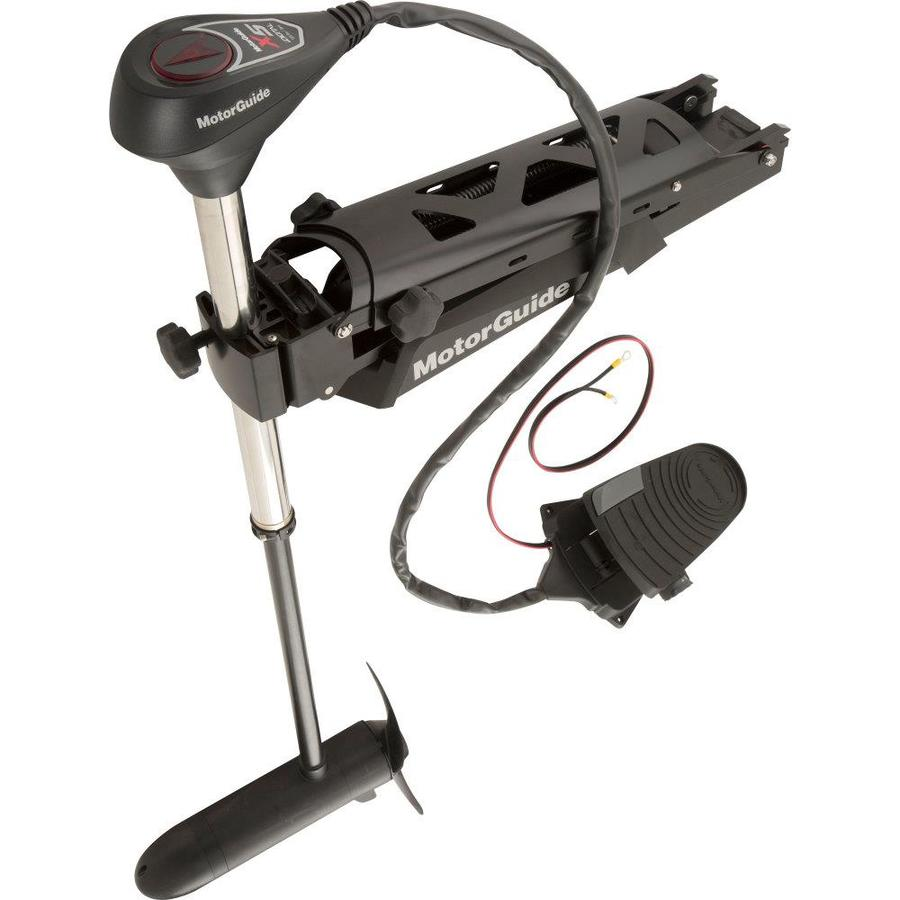 MotorGuide X5 80FW Bow Mount Trolling Motor with VRS, 80 -lbs