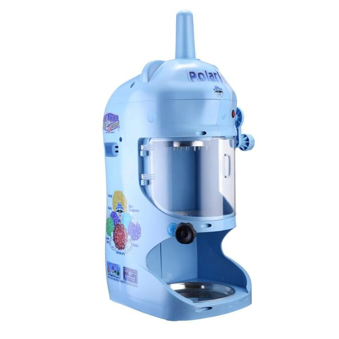 Hastings Home Shaved Ice Machine- Electric Block Ice ...