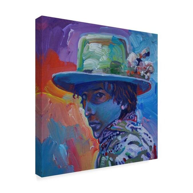 Bob Dylan Canvas Wall Art Framed Print Various Sizes