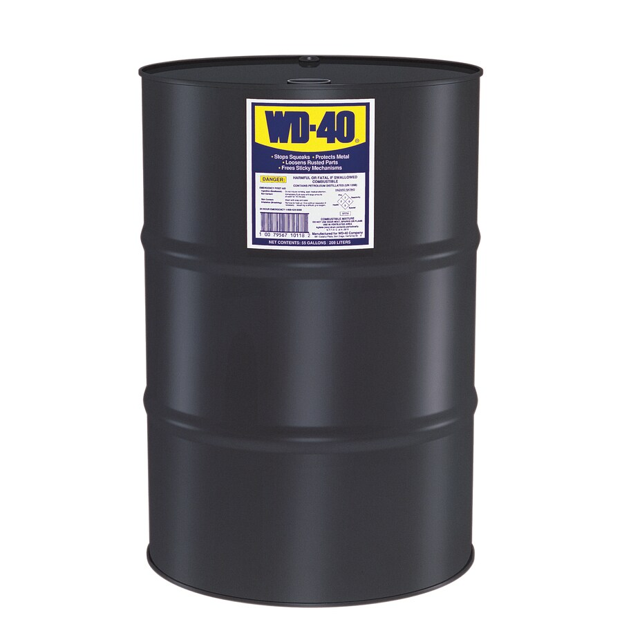 WD-40 55-Gallon Multipurpose Lubricant