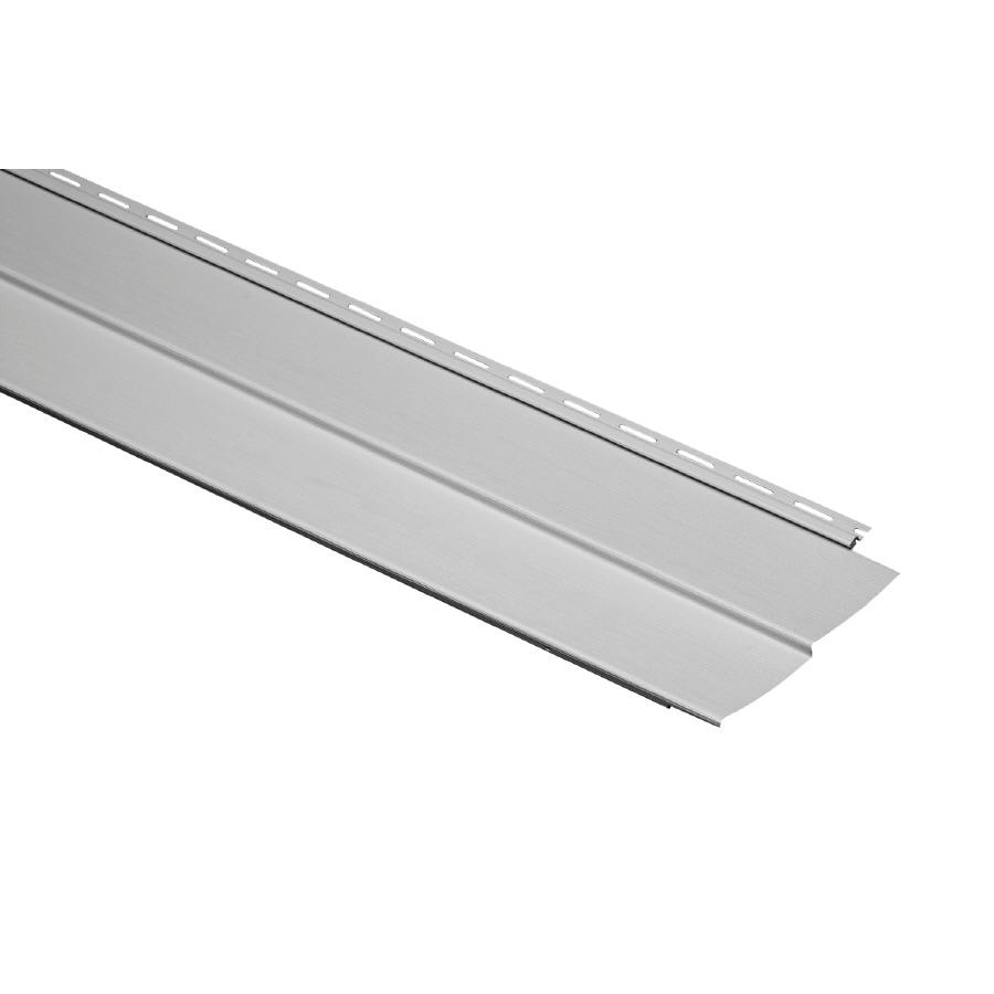 Durabuilt 9.23-in x 150-in Graystone Traditional Vinyl Siding Panel