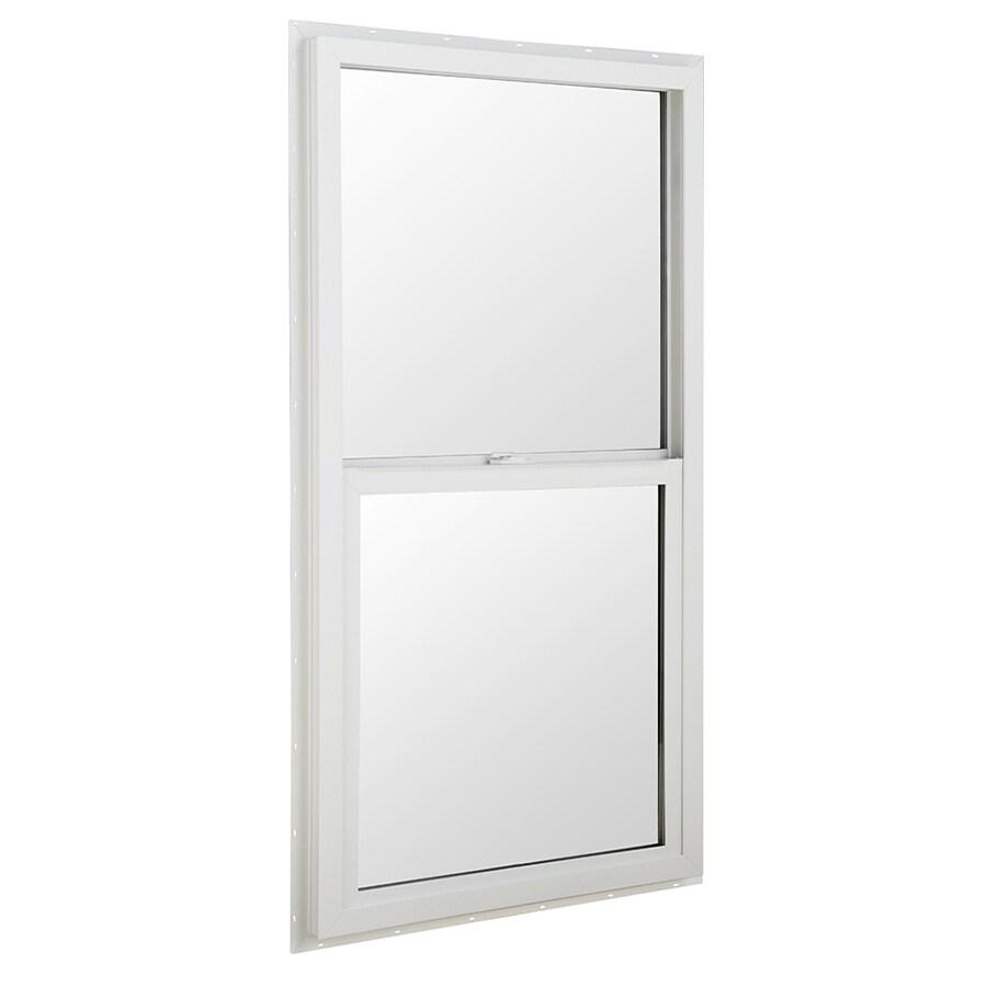 BetterBilt 36-in x 60-in 3040TX Series Aluminum Double Pane New Construction Single Hung Window