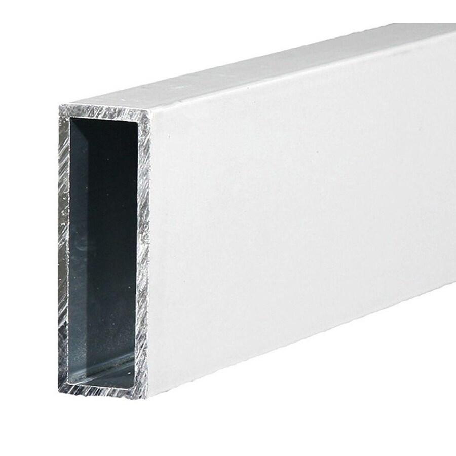 BetterBilt 71-9/16-in White Aluminum Mull Bar