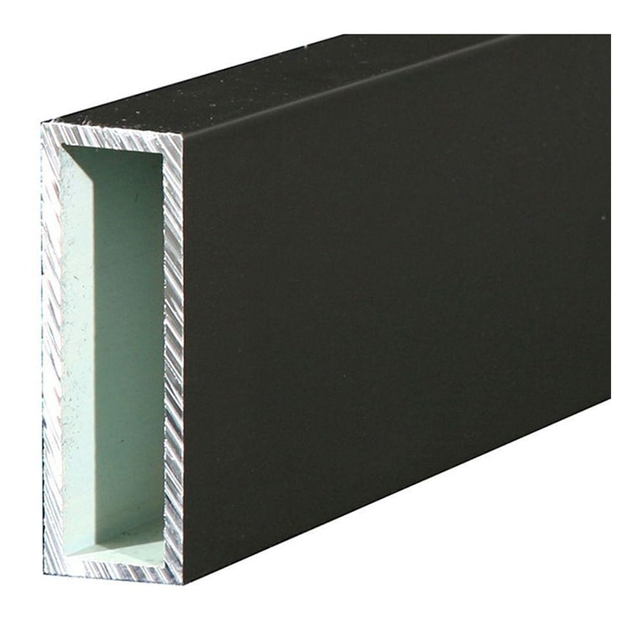 BetterBilt 71-9/16-in Bronze Aluminum Mull Bar