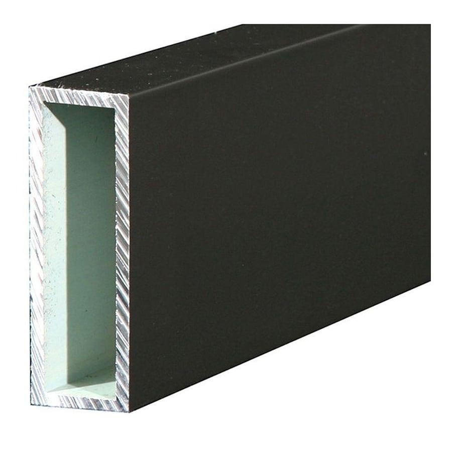 BetterBilt 35-9/16-in Bronze Aluminum Mull Bar
