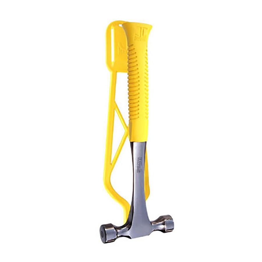 JC Hammer 16-oz Smoothed Face Steel Roofing Hammer