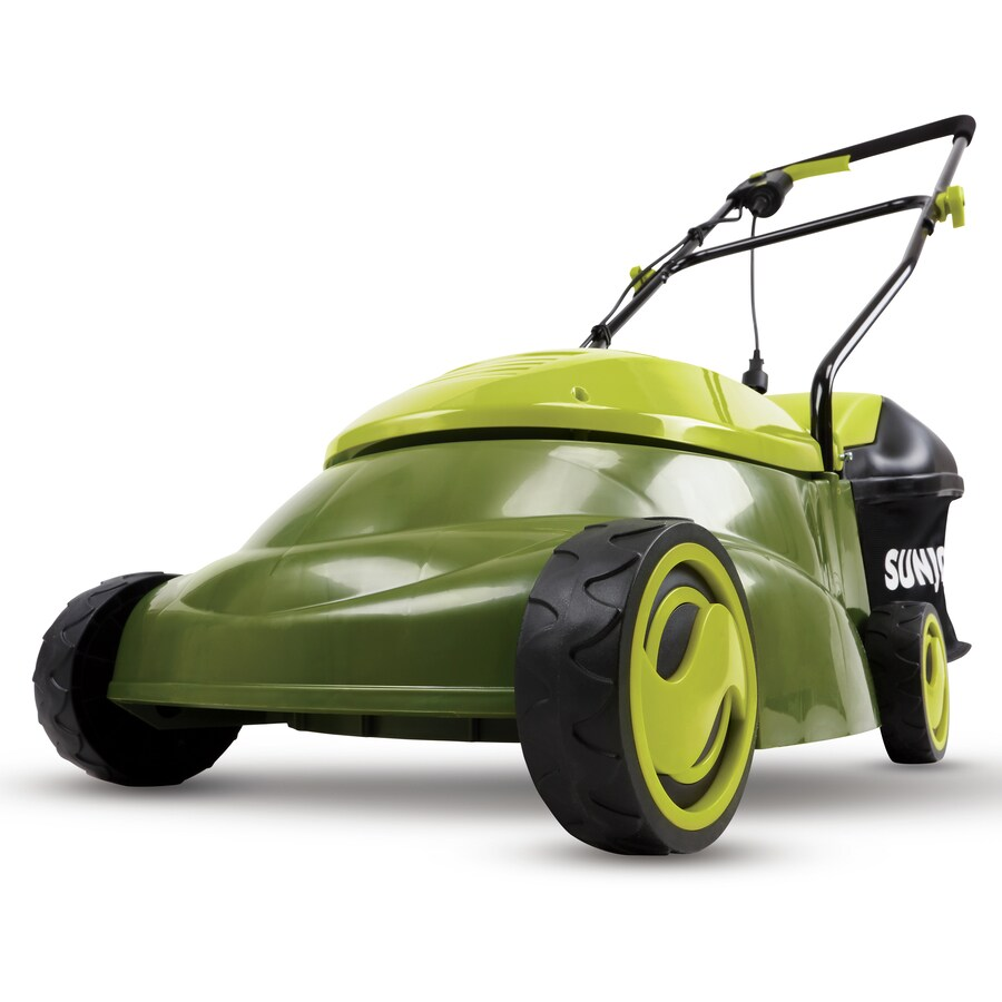 Sun Joe Mow Joe 12-Amp 16.5-in Deck Width Corded Electric Push Lawn Mower