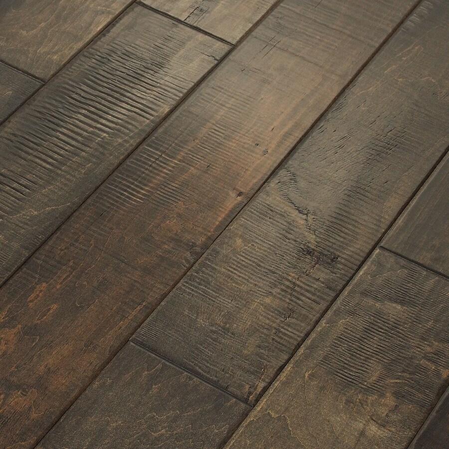 Shop Shaw Maple Hardwood Flooring Sample Quarry At Lowes Com