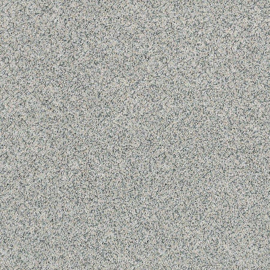 STAINMASTER PetProtect Mineral Bay Calm Sea Textured Indoor Carpet