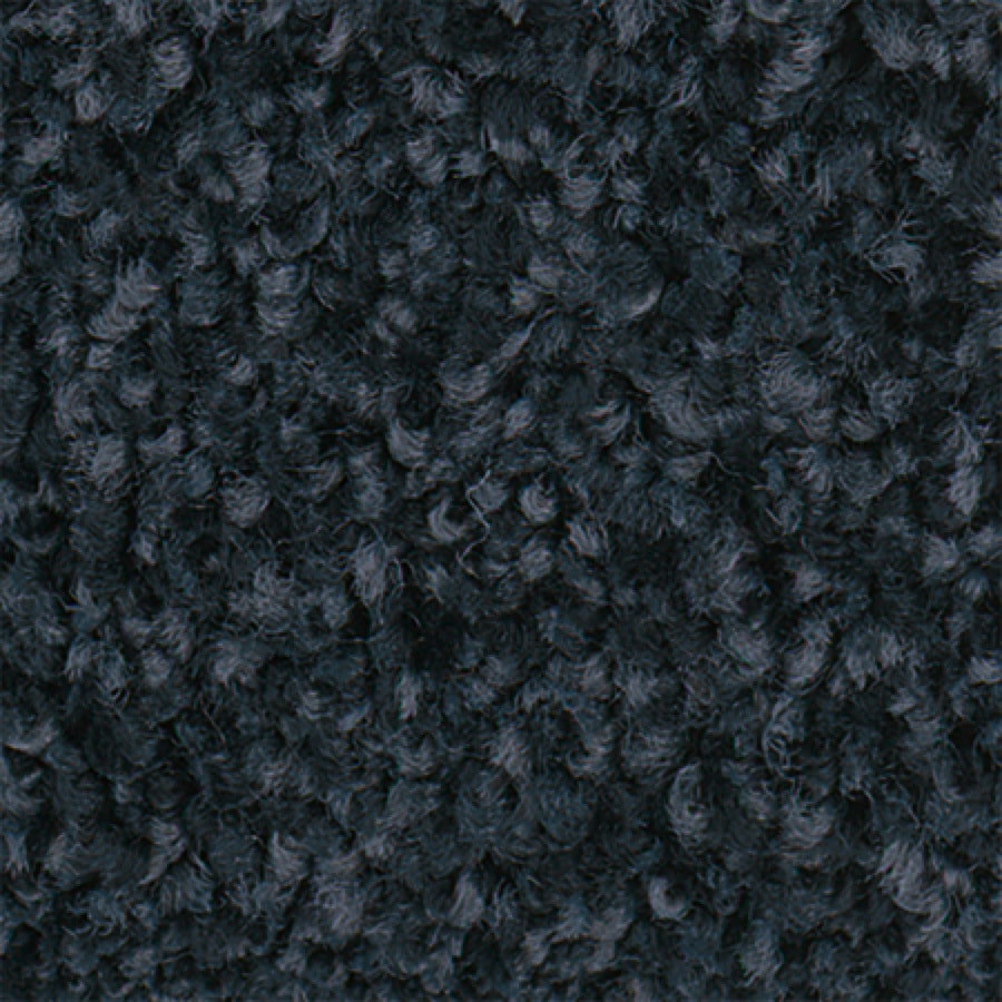 STAINMASTER Active Family Water Taxi Moody Blue Textured Indoor Carpet