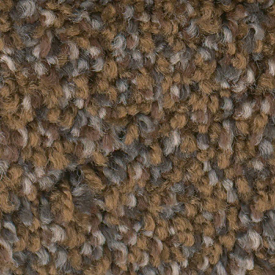 STAINMASTER Essentials Splash City Gold Mine Textured Indoor Carpet
