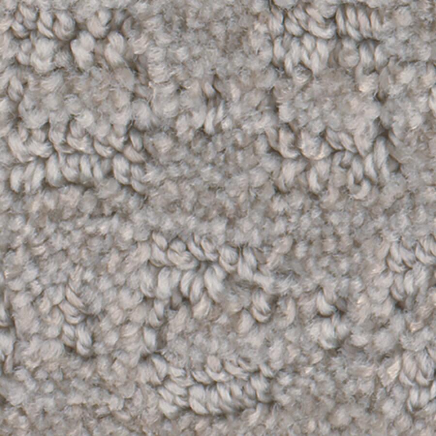 STAINMASTER Active Family Splash Town Morning Mist Pattern Indoor Carpet