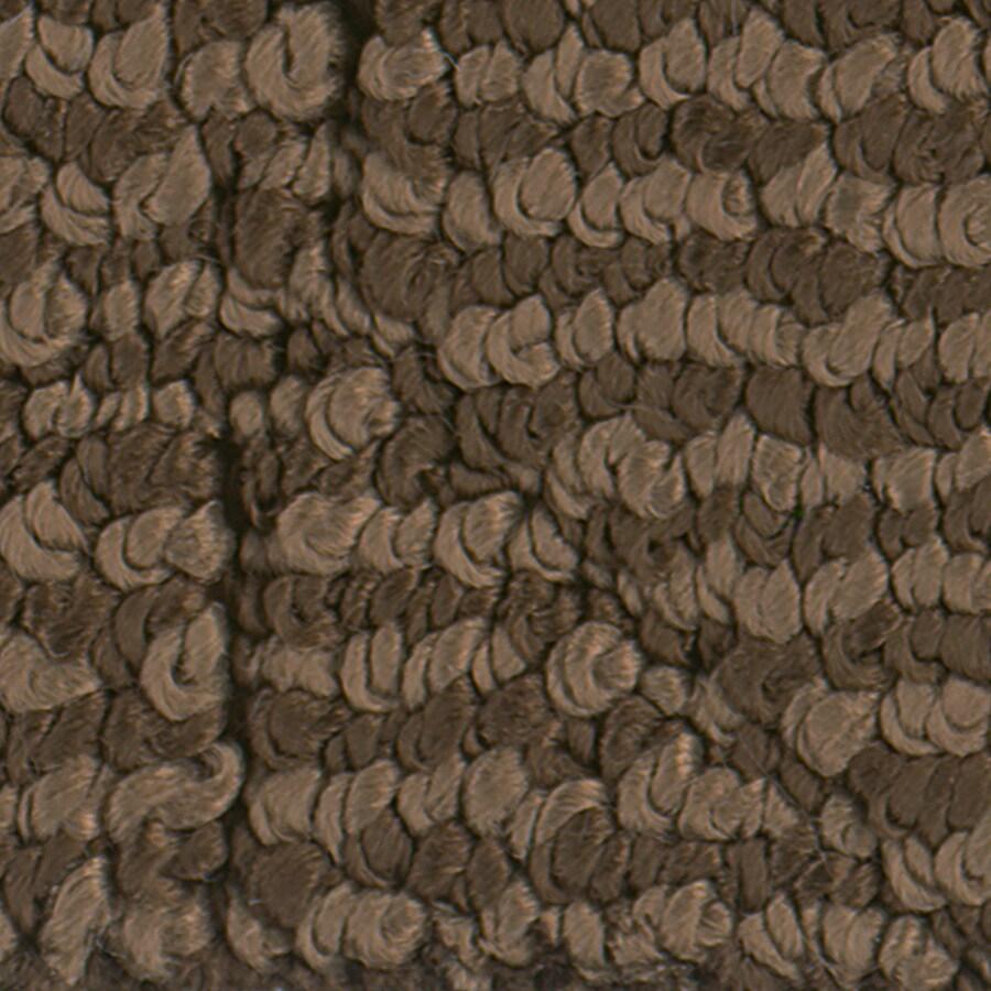 STAINMASTER Canoe Tree Bark Pattern Indoor Carpet