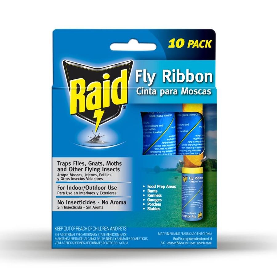 Raid Fly Ribbons