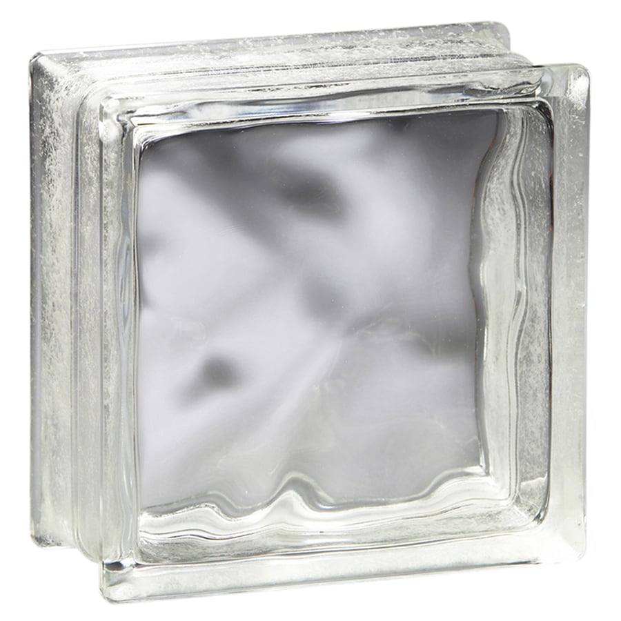 Pittsburgh Corning Decora Thinline 16-Pack Glass Blocks (Common: 6-in H x 6-in W x 3-in D; Actual: 5.75-in H x 5.75-in W x 3.12-in D)