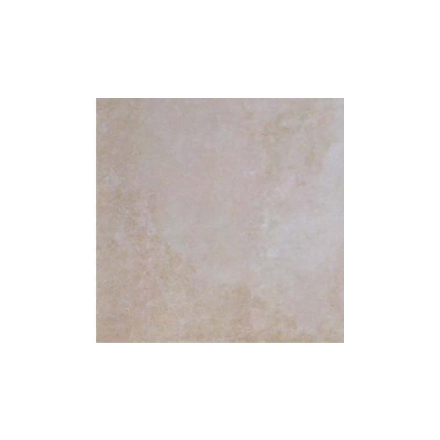 FLOORS 2000 10-Pack India Rum Ceramic Floor Tile (Common: 20-in x 20-in; Actual: 19.68-in x 19.68-in)